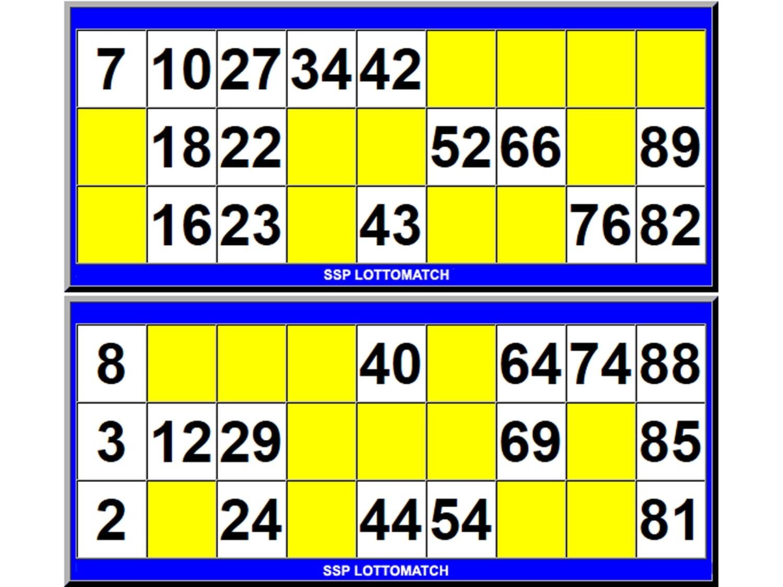 Lotto Zahlen Vergleichen